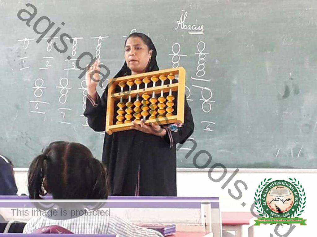 ABACUS LEARNING
